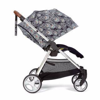 Mamas & Papas Armadillo Flip XT 穿山甲手雙向推車/推車/嬰兒推車《Liberty孔雀藍》