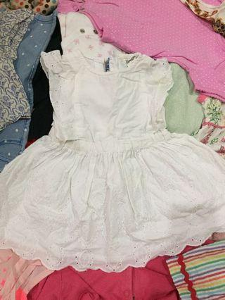 #Lelong80 Bundle 3 Girls Dresses from Cotton On, Zara & Gingersnaps