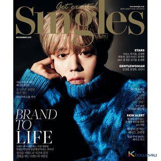 Park Jihoon - Singles magazine type A