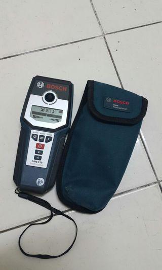 BOSCH GMS120 Detector (wood, metal, wire)