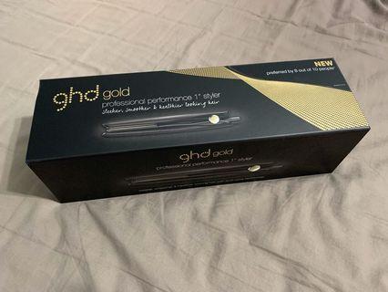 9.9新 GHD gold 造型夾 離子夾
