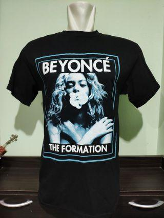 BEYONCE' THE FORMATION WOLR TOUR 2016 TEE