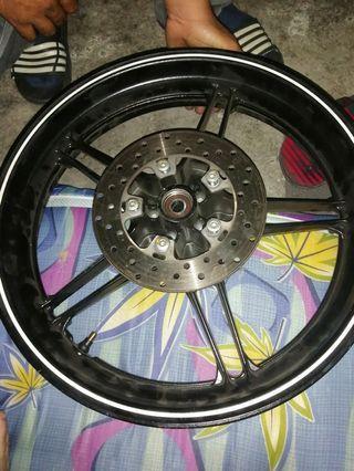 Sport Rim Yamaha Y15 Tubeless (black)