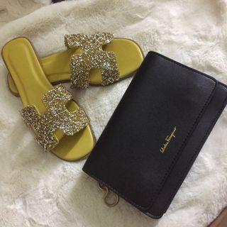 Set shoes and bag