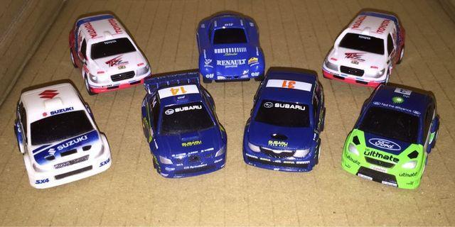 Combo Wonda Rally cars