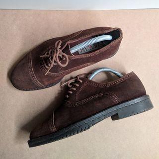 Vintage Stracam Casual Oxford Shoes