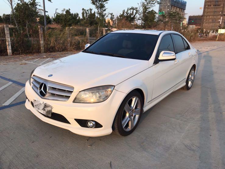 2009 Benz C300