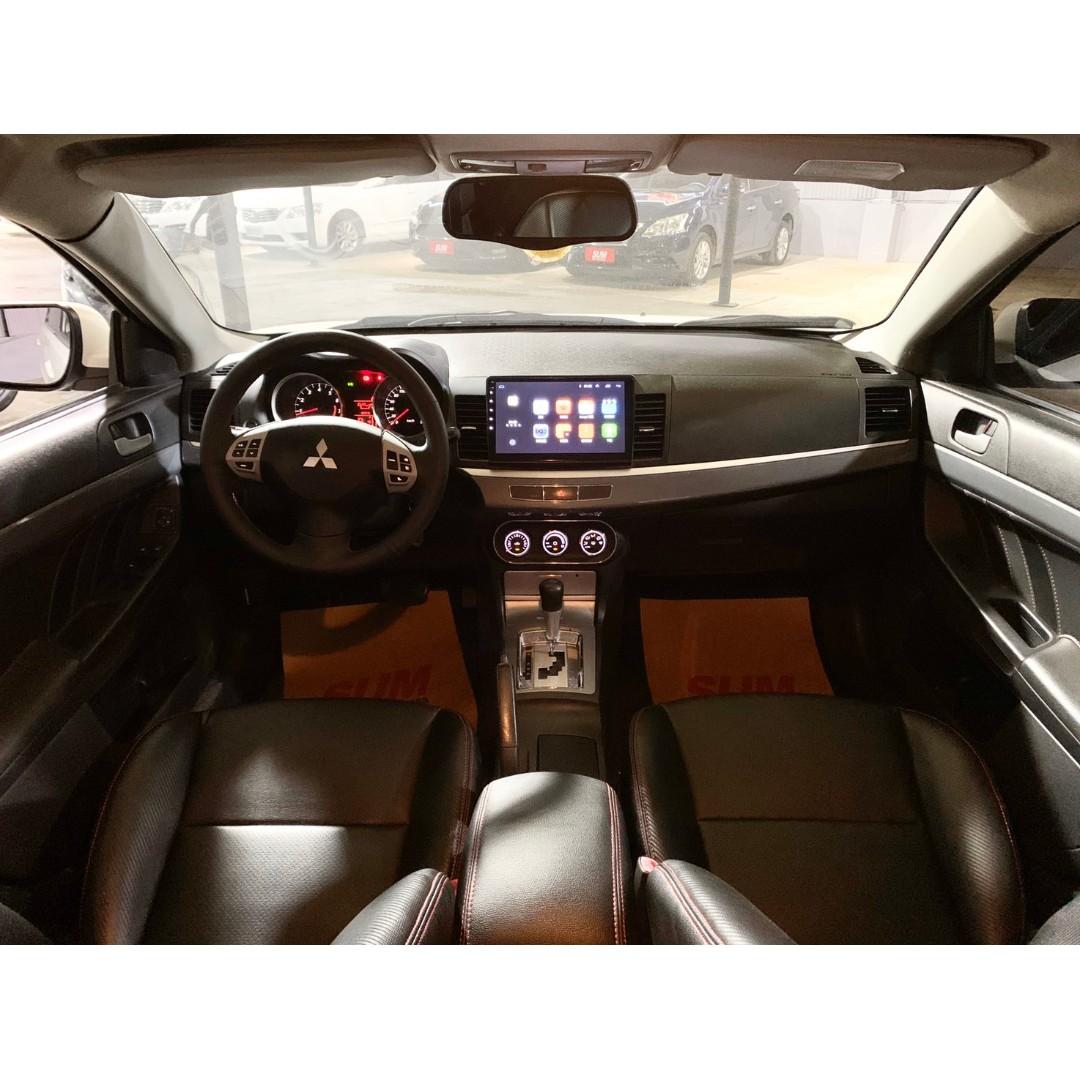 2013 Mitsubishi Lancer Fortis 1.8 小改款 非自售 代步車 實車實價