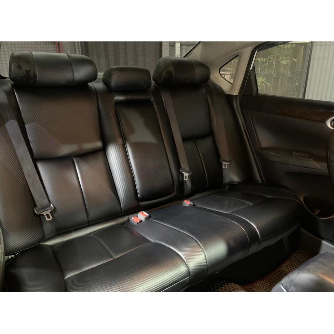 2014 Nissan Sentra 1.8 白 非自售 代步車 實車實價