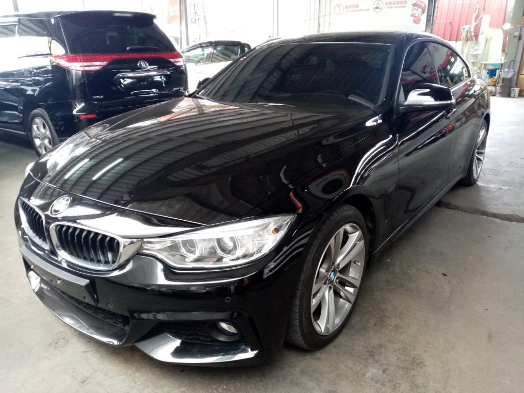 2015年 BMW 428i Gran Coupe 2.0