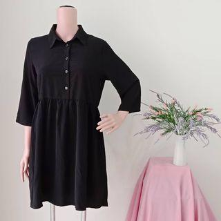 Miniblack Dress one n only