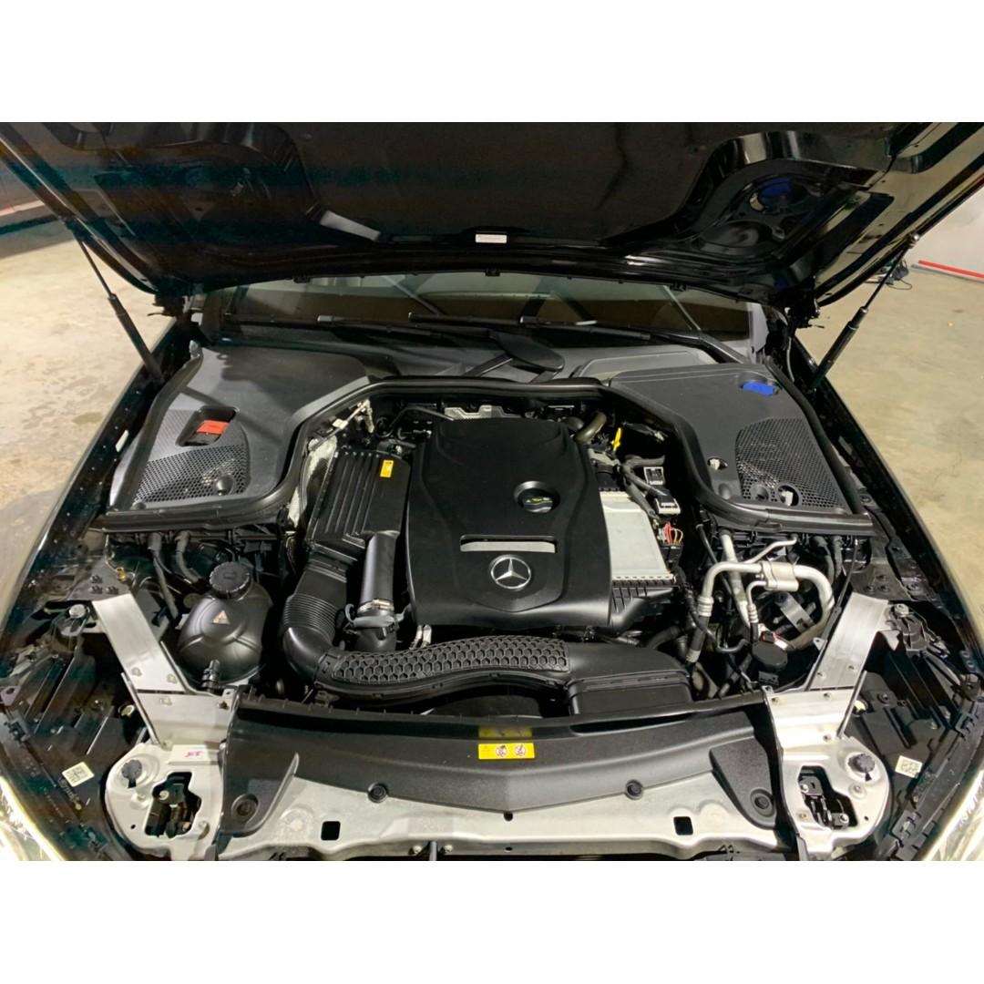 2017 Mercedes-Benz E200 Estate 2.0 非自售 代步車 實車實價