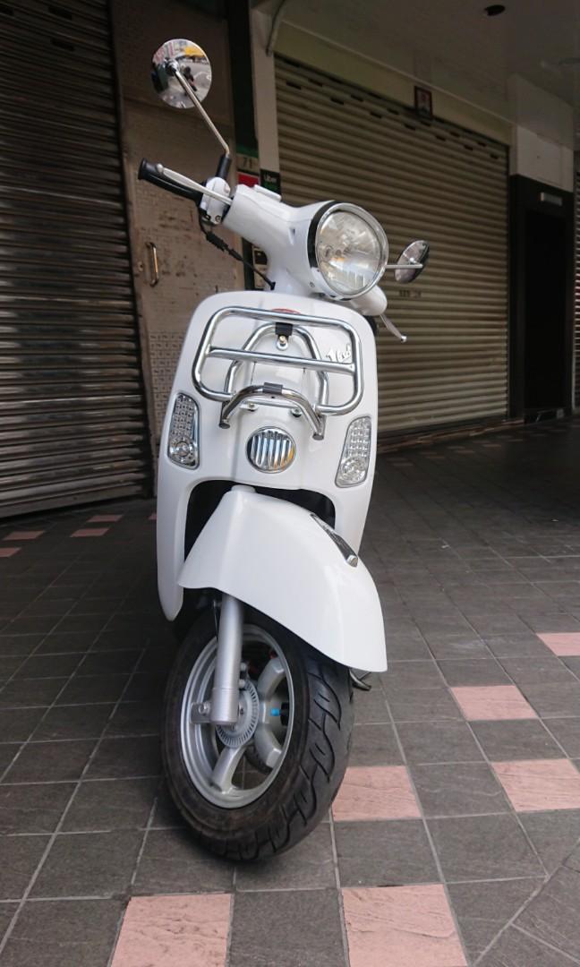 2017年 PGO J Bo Bo 125 車況漂亮 0元交車 可辦理分期 免頭款 免保人
