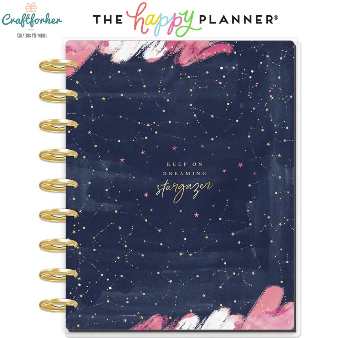 ★2020 Planner★ Stargazer 2020 Deluxe Classic Medium Happy Planner