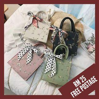 NEW ITEM! LACE BAG. FREE POSTAGE