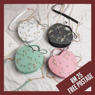 NEW ITEM! LOVE BAG. FREE POSTAGE