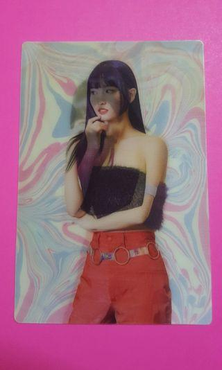 Twice MOMO OFFICIAL Lenticular (RESERVED and to be update on the availability on 21.10.190