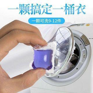 8倍濃縮洗衣凝膠