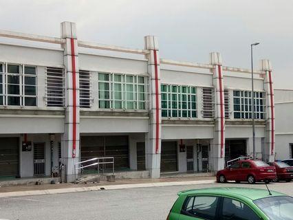 2 Storey Shop Office For Sale In Cahaya Alam, U12, Shah Alam, Below Market Price