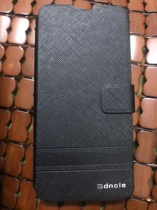 華為nova4e 翻蓋手機殼送玻璃保護貼 防摔保護皮套 全包外殼