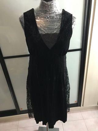 Black Dress ; Dinner ; Lace ; Quality