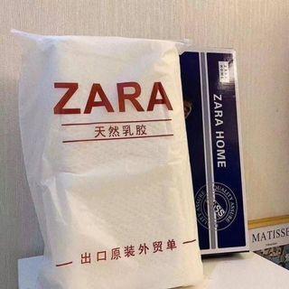 【ZARA】驅蚊 乳膠記憶枕 2入