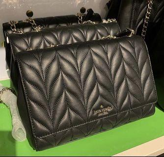 Reduced!!! Kate spade briar lane quilted emelyn