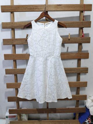 Lace premium dress