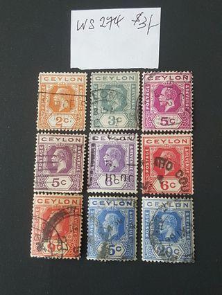 WS 274 Ceylon