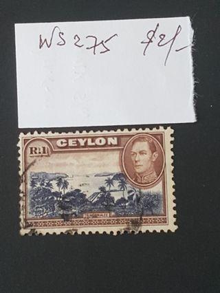 WS 275 Ceylon