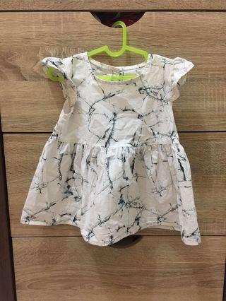 Dress marble size 12-18m