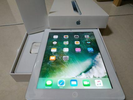 Apple IPAD 4 NEW9.7吋 original New庫存機 拆封福利機New Oringnal  No scratches Gift case Protective stickers Stock product machine Original factory inspection warranty product