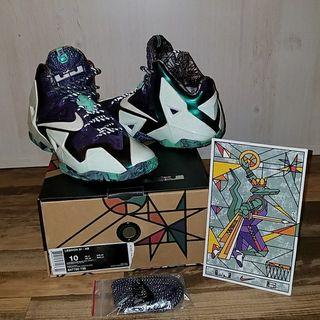 Lebron 11 all star