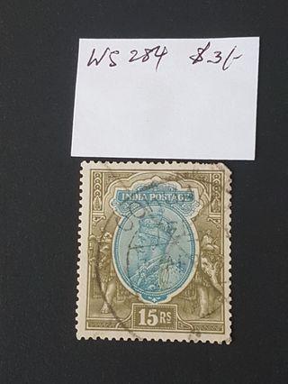 WS 284 India