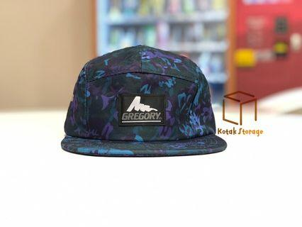 5Panel Gregory Blue Tapestry