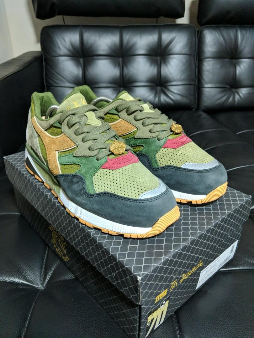 24 kilates x mita sneakers x mighty