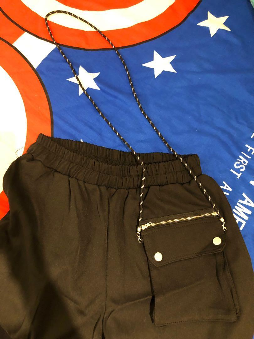 全新光環直筒褲