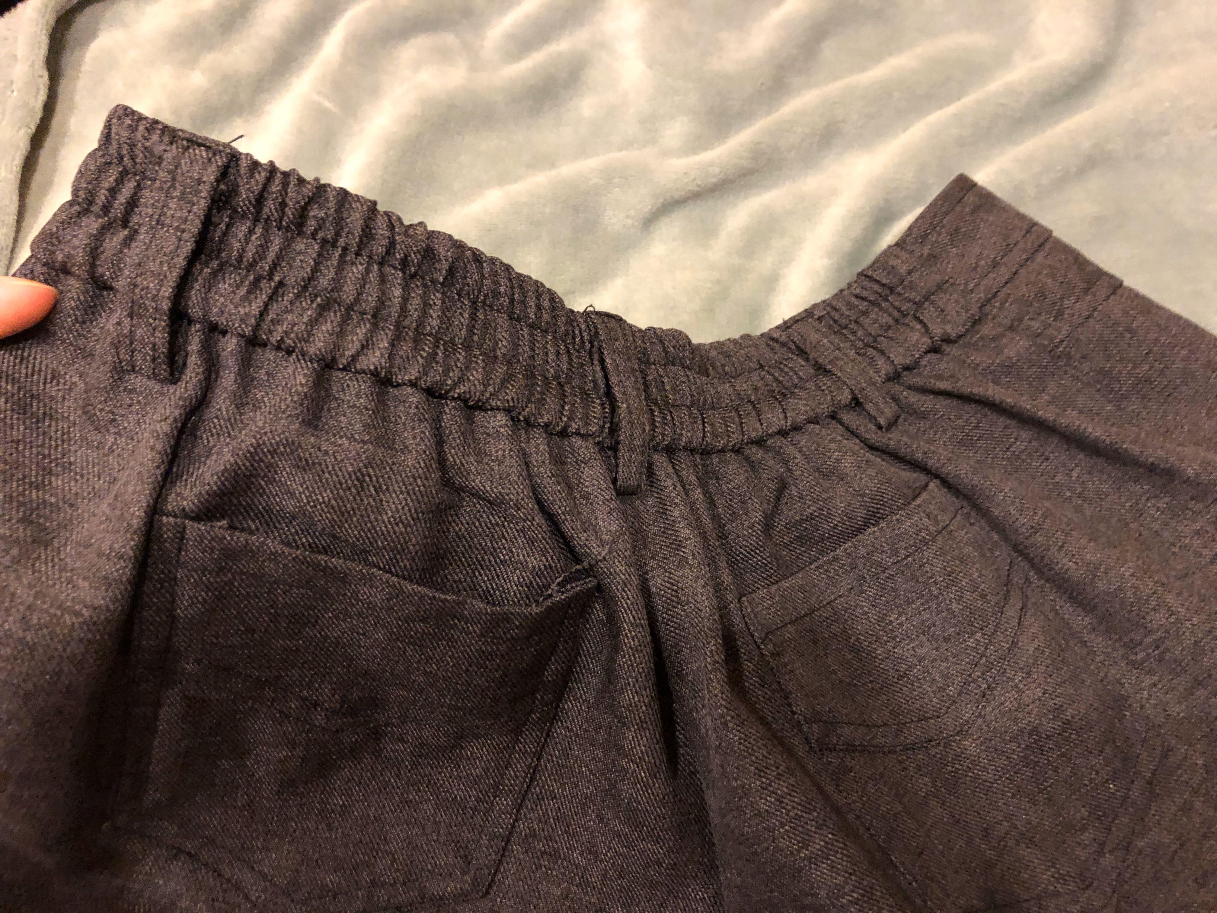 灰色短褲#五折清衣櫃