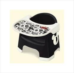 《限量現貨在台》日本 迪士尼 Disney 米奇學習餐椅(黑) 兒童學習餐椅