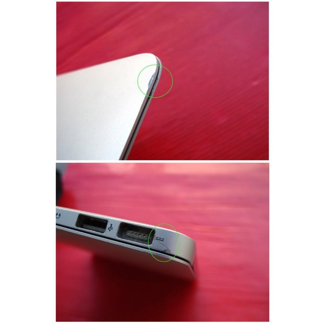 聯翔通訊 台灣過保固 MacBook Air 2010年末 11吋 A1370 256G ※換機優先