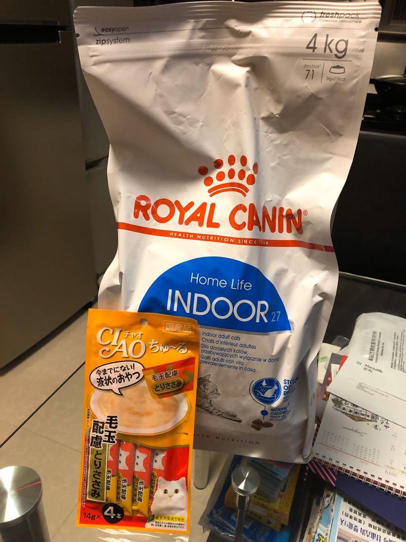 平價出售 Royal Canin Indoor27 成貓4Kg