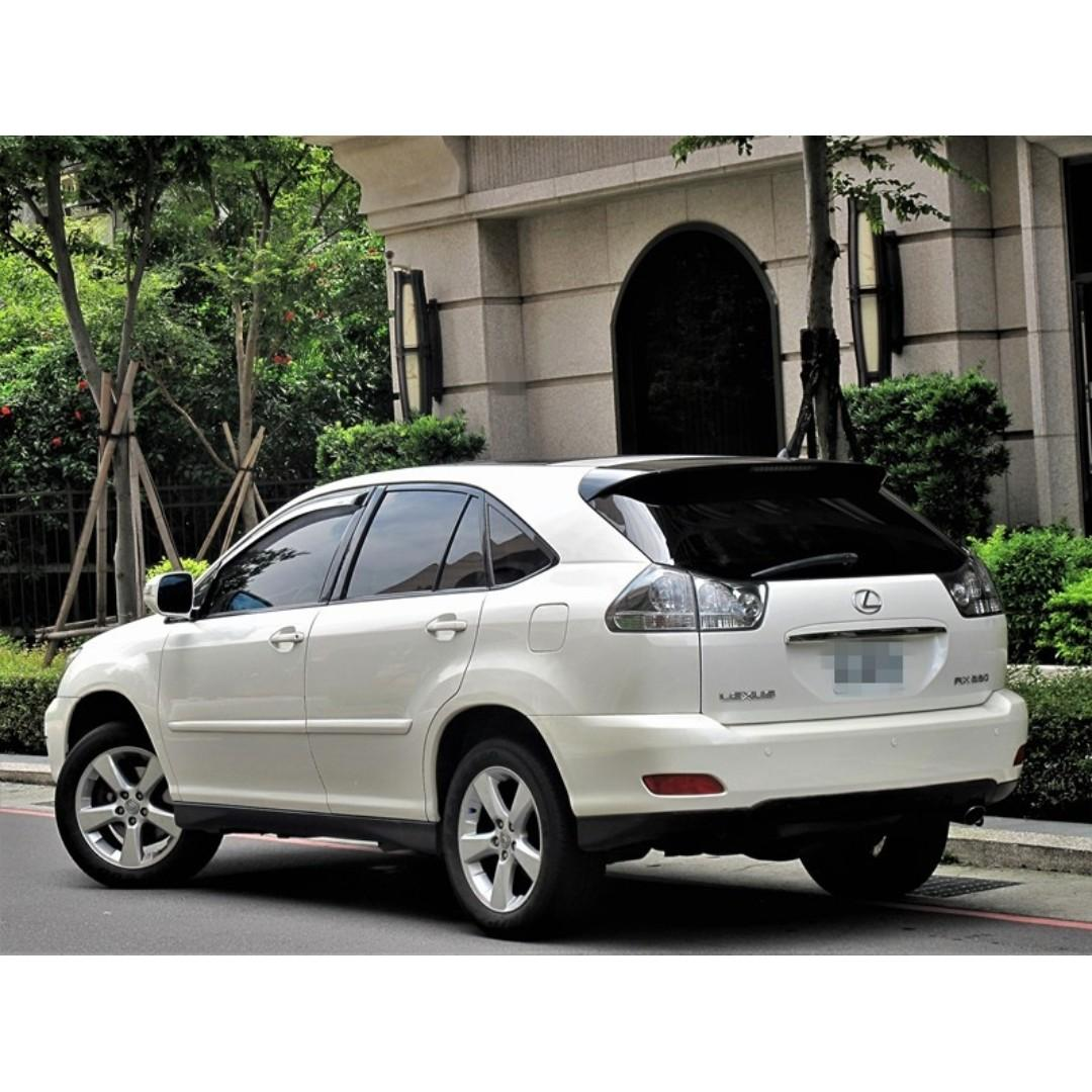 凌志 RX330 3.3 多功能用動型休旅車 全景天窗 電動尾門 四輪傳動