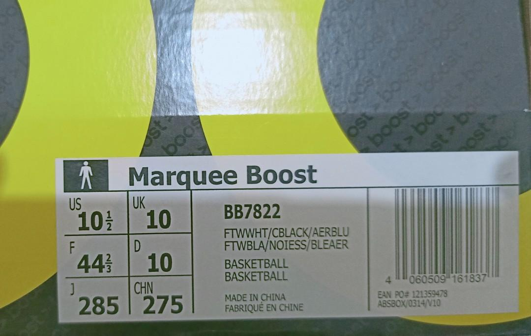 Adidas Marquee Bosst (Basket)