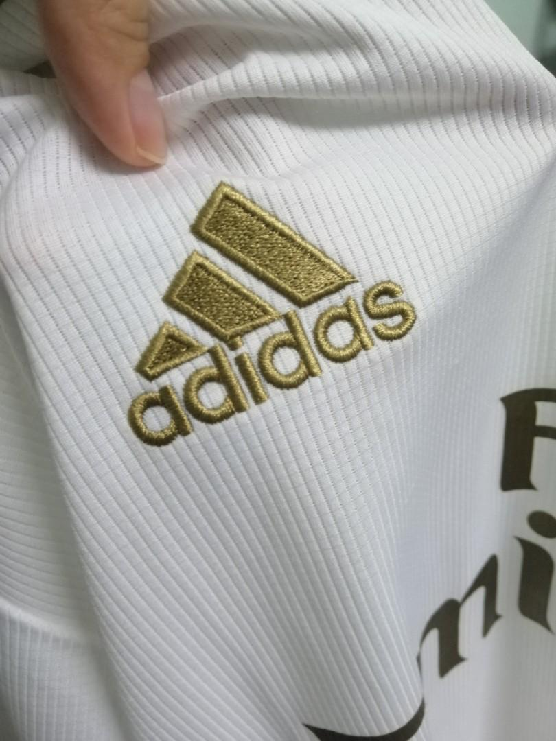 Adidas Real Madrid 2019/20 Jersey (Original)