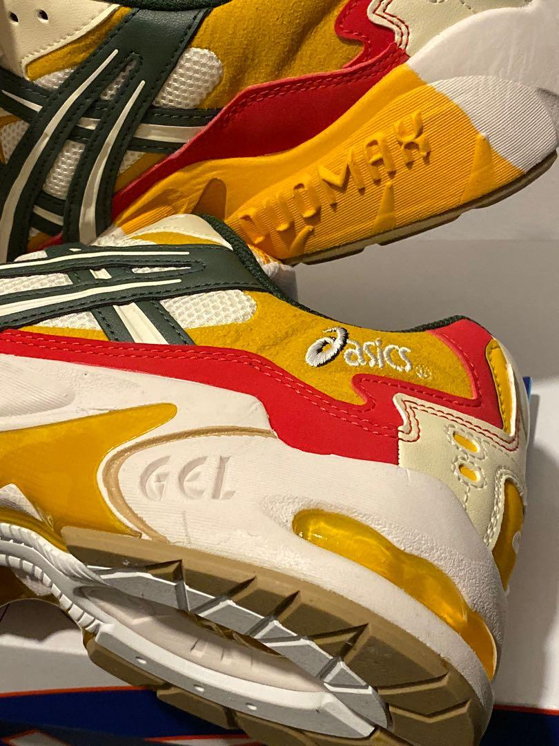 ASICS Nasi Lemak X Hundred% X SneakerLAH (500 pairs world wide)