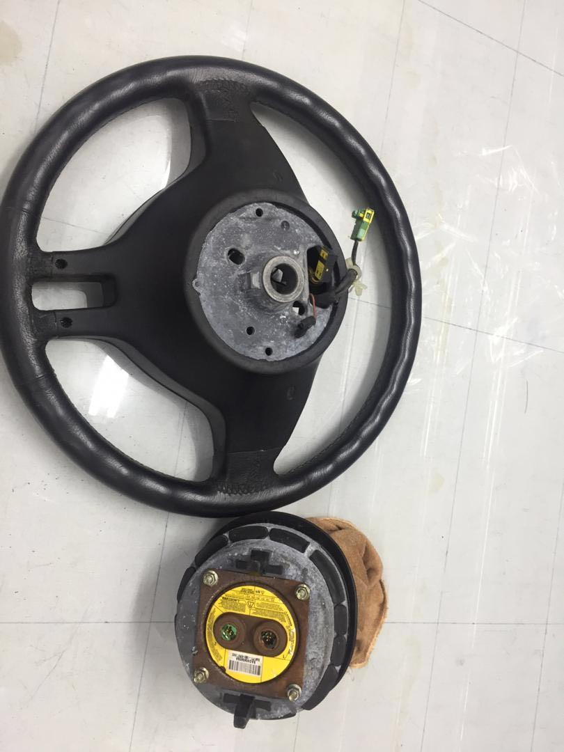 BMW E46 Multi Function Steering W/airbag