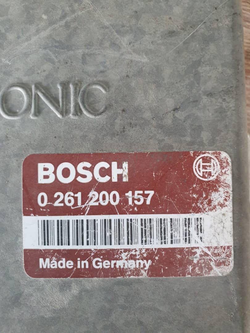 BMW Ecu-engine-controller-e30-316-318-bosch-0-261-200-157-0261200157