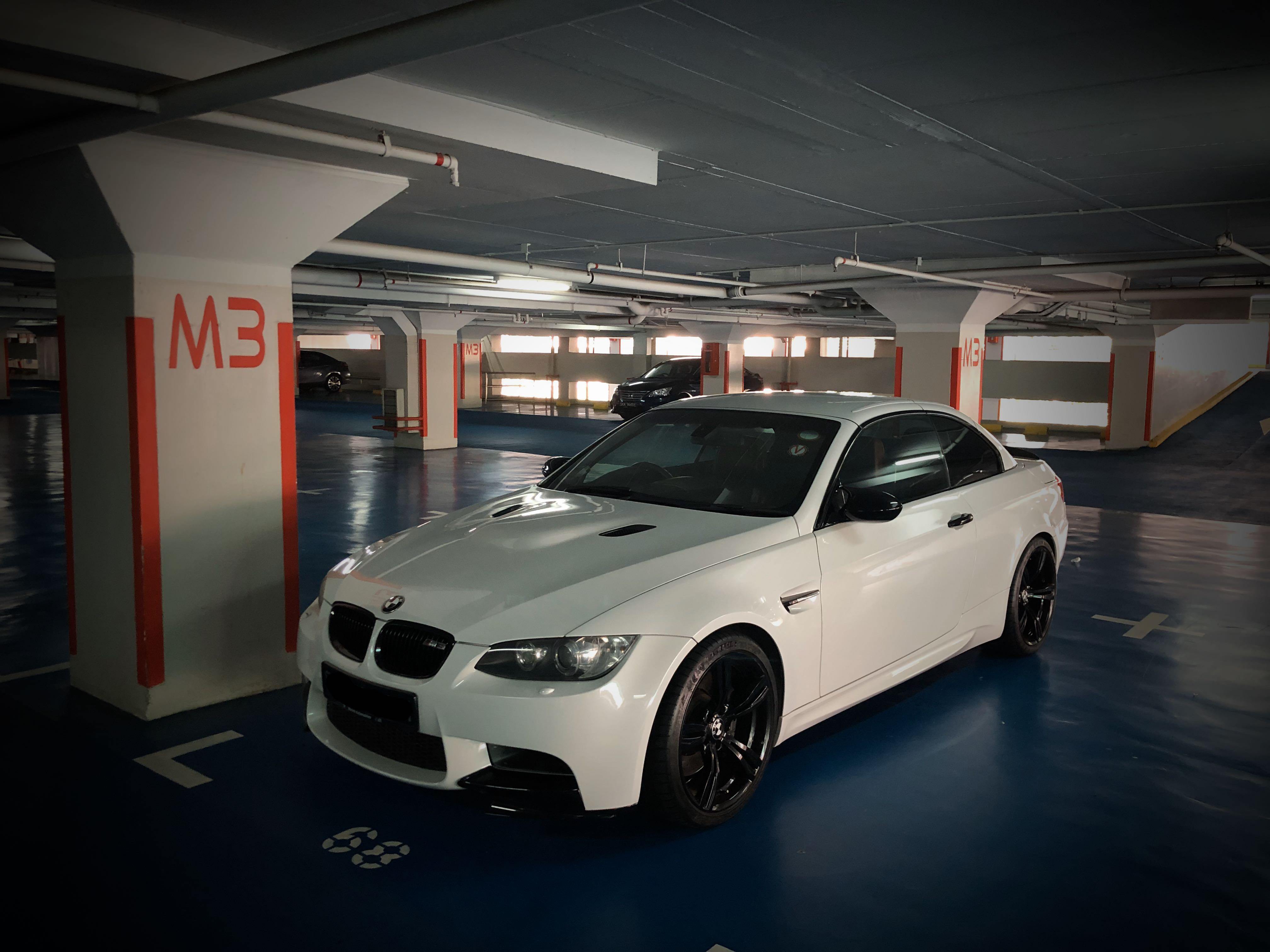 BMW M3 4.0 Convertible (A)