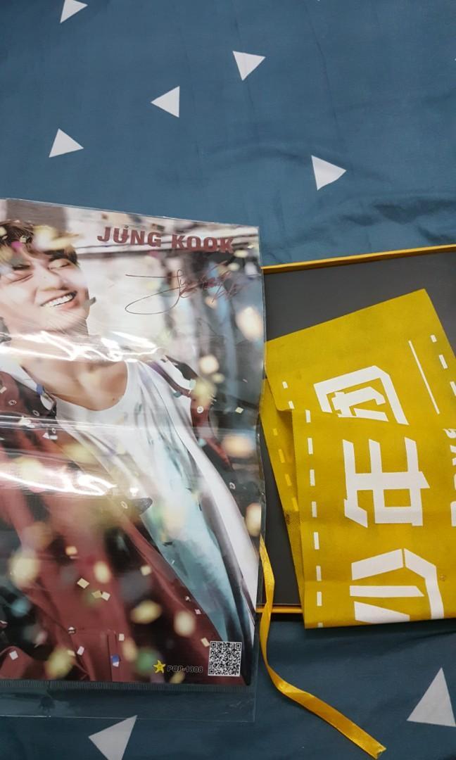 BTS WINGS kit/package