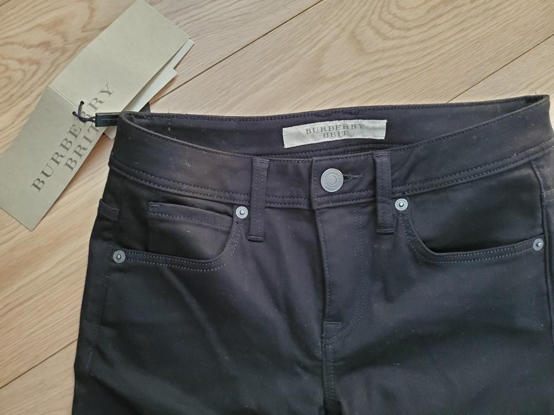 Burberry slim pant牛仔褲